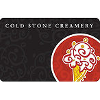 Cold Stone 礼卡