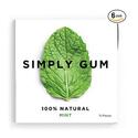 Simply Gum 天然薄荷口香糖6盒