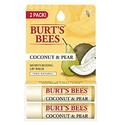 Burt's Bees 天然滋润唇膏(椰子梨味两只装)