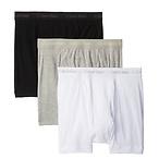 男士四角内裤3件套