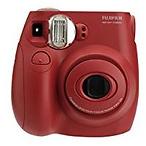 Fujifilm Mini 7s 拍立得-红色