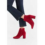 Sabrina 粗跟踝靴