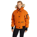 Canada Goose Women's Chilliwack Bomber Coat - Sunset Orange