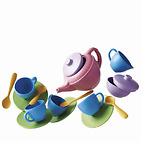 Green Toys 玩具茶壶