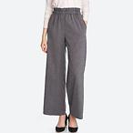 女式高腰阔腿裤