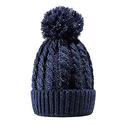 Paragon 女士加绒加厚时尚毛线帽