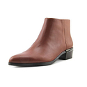 COACH Women's Montana Dark Saddle Soft Veg Leather Boot