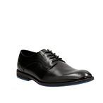 黑色牛皮牛津鞋
