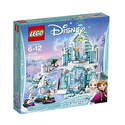 LEGO Disney Princess Elsa Frozen Magical Ice Palace Castle Building Kit Play Set