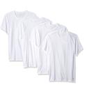Calvin Klein 男士圆领纯棉短袖4件