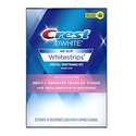 Crest 3D White Whitestrips Gentle Routine Teeth Whitening Kit, 14 Treatments