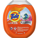 Tide PODS Plus Downy 4 in 1 HE Turbo Laundry Detergent-61 Count