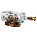 LEGO IDEAS 瓶中船 21313
