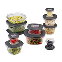 Rubbermaid Premier Easy Find Lids 20-Piece Food Storage Container Set
