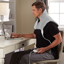 Sunbeam Renue Contouring Neck and Shoulder Heating Pad