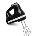 KitchenAid 手持5速搅拌器(黑色)