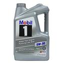 美孚一号Mobil 1 5W-30全合成汽车机油5夸脱