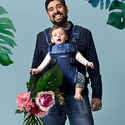 BABYBJORN Baby Carrier One - Classic Denim