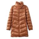 L.L.Bean Women's Warm and Light Down Coat