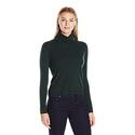 Lark & Ro Women's Cashmere Boxy Turtleneck Sweater