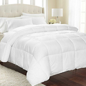 Equinox Comforter White Alternative Goose Down (Queen)