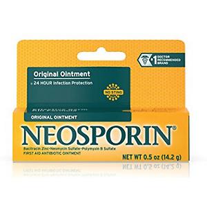 Neosporin 杀菌止痛薄荷膏(0.5oz/14.2克)