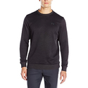 Under Armour Men's Storm SweaterFleece Crew, Asphalt Heather/Asphalt Heather, Large