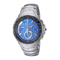Seiko Men's 'COUTURA' Quartz Stainless Steel Casual Watch