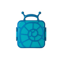 Boon Bento Lunch Box Blue Snail