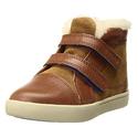 UGG Kids T Rennon Sneaker, Chestnut, 12 M US Little Kid