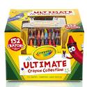 Crayola Ultimate Crayon Collection, 152 Pieces