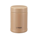 Tiger MCA-B025-TM Stainless Steel Vacuum Insulated Soup Cup, 8-Ounce, Mocha Brown