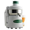 Omega 4000 Stainless-Steel 1/3-HP Continuous Pulp-Ejection Juicer