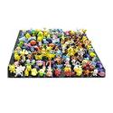 RioRand Pokemon Action Figures, 144-Piece and 2-3 (cm)