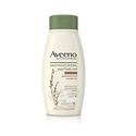 Aveeno Active Naturals Daily Moisturizing Body Yogurt Body Wash, Vanilla and Oats, 18 Fl. Oz, (Pack of 3)