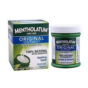 Mentholatum Ointment 3oz/85g