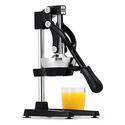 Jupiter Large Commercial Juice Press, Black