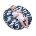 Boppy Newborn Lounger, Big Whale Navy