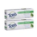 Tom's of Maine 冰凉薄荷味牙膏2支