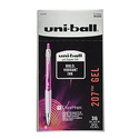 uni-ball 207 Retractable Gel Pens 36 Count