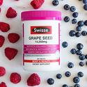 Swisse Ultiboost Grape Seed Tablets, 300 Tablets