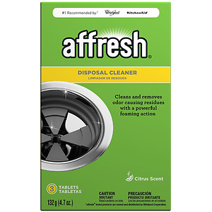 Affresh W10509526 Disposal Cleaner - 3PC
