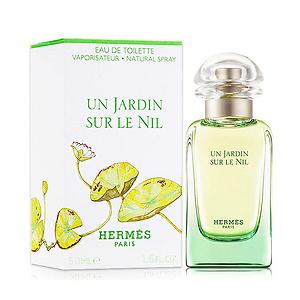 Hermes Un Jardin Sur Le Nil Eau De Toilettes Spray 1.7 Ounce