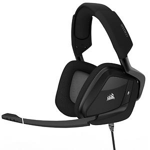 Corsair 海盗船 VOID PRO RGB 杜比7.1环绕声 游戏耳机 炭黑色