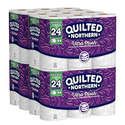 Quilted Northern Ultra Plush Toilet Paper, Pack of 48 Double Rolls