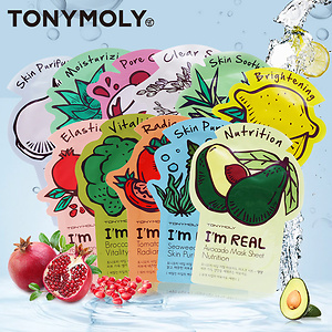 SkinStore: 30% OFF TONYMOLY I'm Real Sheet Mask Set Of 10
