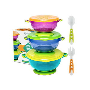 Lullababy Toddler Bowls Set