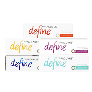 LensPure: 1 Day Acuvue Define