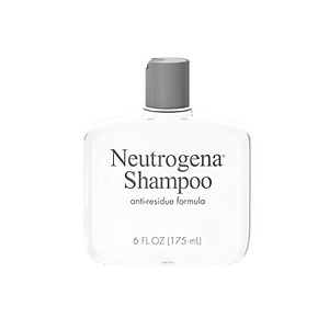Neutrogena Anti-Residue Non-Irritating Clarifying Shampoo