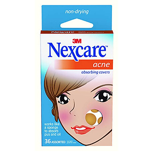 Nexcare Acne Cover - 36 Count